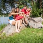 Familienurlaub, Oberpfälzer Wald